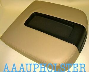 Armrest Center Console Pvc Leather Recovery Kit Chevy Tahoe Suburban 07 13 Tan