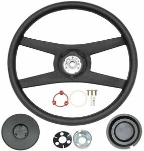 Oer 881346 4 Spoke Sport Steering Wheel Kit 1971 1981 Camaro Nova Chevelle