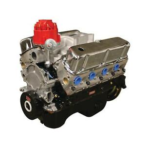 Blueprint Roller 349 Ford Crate Engine 415 Hp 400tq Bored 040 Over 347
