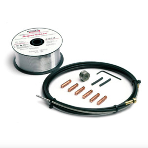 Lincoln Electric Aluminum Feeding Kit Welder Welding Mig Wire Spool Superglaze