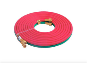 Lincoln Electric 1 4 Inch 25 Feet Oxygen Acetylene Hose Welding Torch Regulator