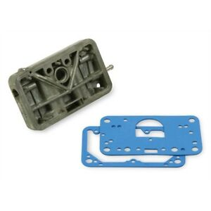 Holley 134 128 Metering Body Kit Gold Iridited Cast Aluminum