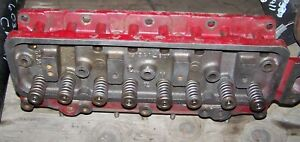 Massey Ferguson To35 35 40 50 135 150 202 235 245 Cylinder Head Z134a601 Z134a