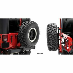Rancho Spare Tire Carrier Rear New For Jeep Wrangler 1997 2006 Rs6243b