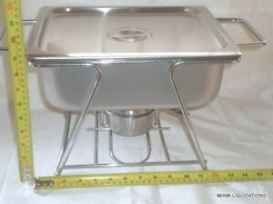 Vollrath Super Pan 3022 7 C16 Ss Commercial Chafing Dish Chafer Rectangular