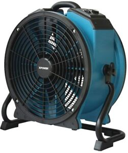 Xpower X 47atr Variable Speed Sealed Motor Axial Air Mover