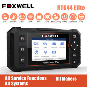 Full System Obd2 Scanner Srs Abs Epb Special Diagnostic Tool For Mercedes Benz