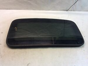 09 10 11 12 13 14 Acura Tsx Sunroof Sun Roof Glass Window Oem I