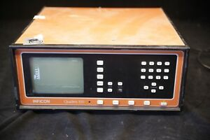 Inficon Quadrex 100 Gas Analyzer Controller 17 010 g1