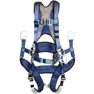 Capital Safety Exofit Tower Climbing Harness Small 6 D