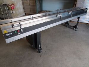 Streamfeeder Lugged Conveyor