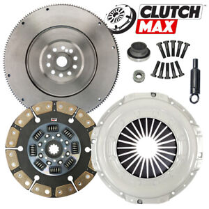 Stage 4 Clutch Kit solid Flywheel For 94 97 Ford F250 F350 F59 7 3l Power stroke