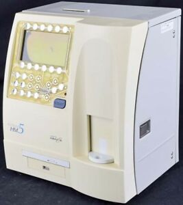 Abaxis Labs Vetscan Hm5 Medical Veterinary Hematology Blood Analyzer Parts 4