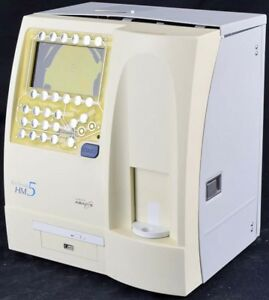 Abaxis Labs Vetscan Hm5 Medical Veterinary Hematology Blood Analyzer Parts 8