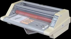 Gbc Heat Seal Ultima 65 Laminating Machine Ezload Thermal Roll 27 Hot Laminator