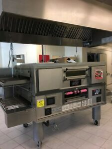 2017 Middleby Marshall Ps970 770 Wow Double Stack Conveyor Ovens 32 Belt