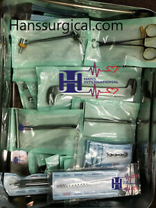 Veterinary Orthopedic Complete Kit 1 5mm 2 0mm 2 7mm 3 5mm 4 0mm Small Autoclave