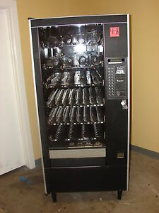 Automatic Products 112 Snack Machine 4 Wide Ap 112 With Mdb Upgrade 458
