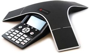 Polycom Soundstation Ip 7000 Conference Phone 2201 40000 001 Bad Lcd