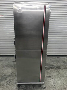 Enclosed Transport Cabinet Full Sheet Pan Non Heated Nsf Insulated Carrier 8782