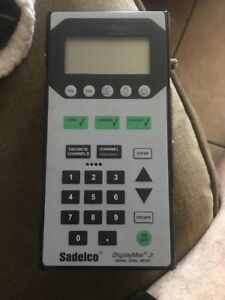 Sadelco Displaymax Jr Signal Level Catv Meter Without Battery And Power Supply