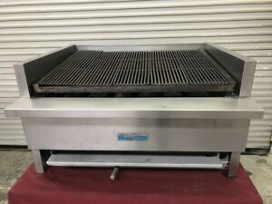 36 Gas Countertop Steak Grill Radiant Char Broiler Us Range Commercial 8787