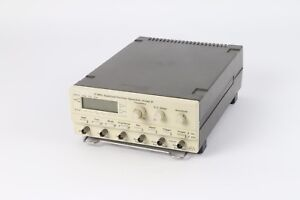 Wavetek Model 21 11 Mhz Stabilized Function Generator