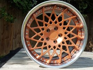 18 Sevenk 5x114 3 Single Wheel Ssr Work Forged 3pc 2pc Bbs
