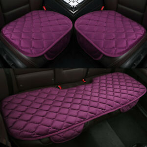 3pcs Car Seat Cushion Universal Seat Covers Car Seat Protector For Hot
