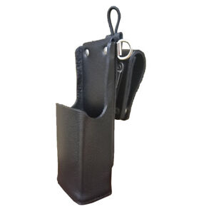 Case Guys Mr8570 3awd Hard Leather Holster For Motorola Apx 6000xe Radios