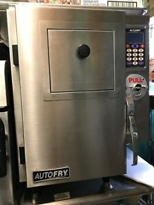 Autofry Mti 10x Ventless Commercial Fryer No Hoods No Vents No Problem
