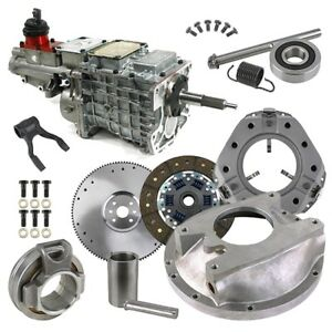 Tremec Gm Tko 5 Speed To 1949 53 Ford Flathead Engine Conversion Kit