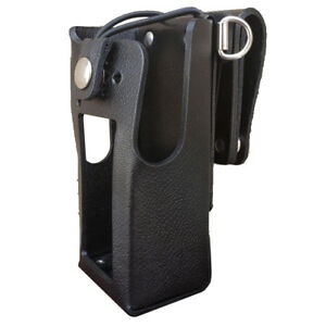 Case Guys Kw9050 3bwd Leather Holster For Kenwood Nx 5000 Series Tk 5330 Vp5000