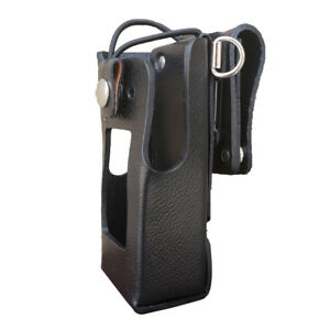 Case Guys Kw9032 3bwd Leather Holster For Kenwood Nx 5000 Series Tk 5330 Vp5000