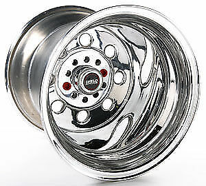 15x14 Weld Racing Draglite Drag Wheel 5x4 5 5x4 75 5 5 bs W 90 514350