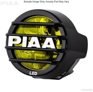 Piaa 12 05300 Lp530 Ion Yellow 3 5 Sae Compliant Led Fog Light