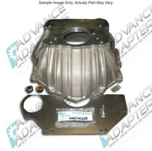 Advance Adapters 712548 Adapter Bell Housing Kit For Chevy V8 To Jeep T150