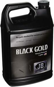 Jb Industries Dvo 24 Bottle Of Black Gold Vacuum Pump Oil
