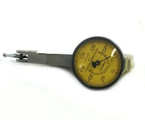 Federal T 4 Testmaster Metric Dial Test Indicator 0 4 Mm Range 01mm Grad