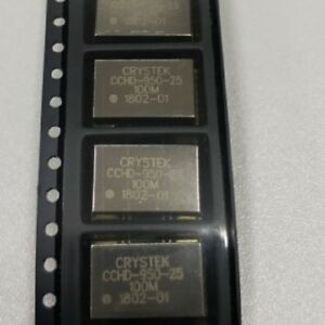 Crystek Cchd 950 Ultra Low Phase Noise Crystal 100mhz Upgrade Es9038 Dac
