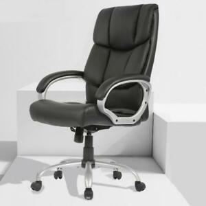 Office Desk Chair Ergonomic Swivel Executive Adjustable Task Computer Chair Py67