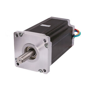 1pc Stepper Motor Nema42 42hs6480b 4120oz in 8 0a 4leads Dual Shaft Cnc Kit