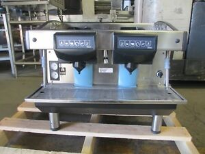 Reneka 123 2 Group Espresso Machine Brewer Pod Easiest On Market Commercial