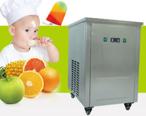 Commercial Import Compressor Popsicle Machine milk Ice Lolly making Machine