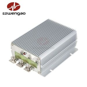 Vehicle Power Supply 48v To 13 8v 50a 690w Dc dc Step down Conversion Power