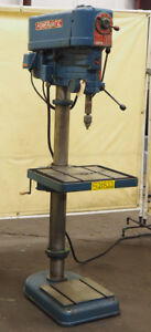 Powermatic 20 Single Spindle Drill Press Model 1200