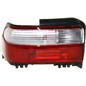 Tail Light Assembly Driver Side Fits 1996 1997 Toyota Corolla Sedan To2800127