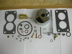 John Deere 60 70 620 630 720 730 Carburetor Kit Float Marvel Schebler Bowl