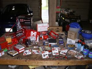 Hornady and Lee Reloaders and more