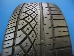 Used Continental Extremecontact Dws 225 45zr 17 7 8 32 Tread No Patch 1566c
